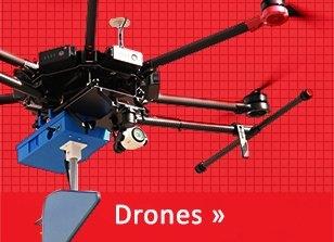 Trending Now: Drones